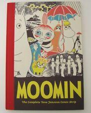 Us-Moomin complete Tove Jansson comic strip HC vol.1 - 3 Zus. (z1)