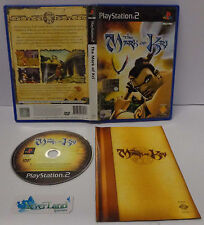 Console Game Gioco SONY Playstation 2 PS2 PAL Play ITALIANO ITA THE MARK OF KRI