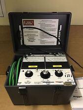 Megger 220005 DC Dielectric Test Set, 2.5kV, 5 kV Test Voltage, 5mA Current