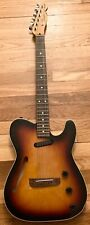 Fender TLAC -100 Telecaster Thinline 1995 Sunburst, JAPAN, MIJ