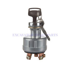 SK200-3 Starter Switch Ignition Switch For Kobelco Excavator Parts