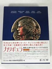 Caligula Production 35th Anniversary Imperial BOX Limited  Blu-ray DVD Japan