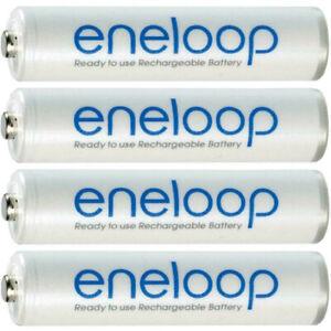Panasonic eneloop Akkus Accus AAA AA Micro Mignon aufladbare Batterien