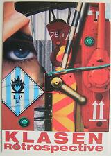 PETER KLASEN  - Carton d invitation - 2013