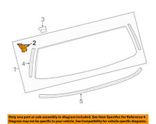 Scion TOYOTA OEM 08-14 xD-Lift Gate Glass Clip Right 6482752080