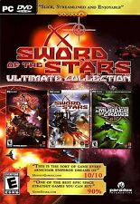 SWORD OF THE STARS ULTIMATE COLLECTION. BRAND NEW SEALED. SHIPS FAST/SHIPS FREE