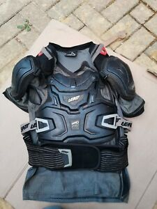 LEATT CHEST & BACK PROTECTOR PRO MOTOCROSS BODY Armour L XL Size