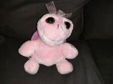 Unipak Pink Turtle Plush