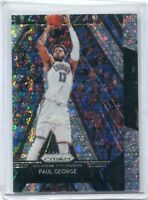 2018-19 PANINI PRIZM PAUL GEORGE ALL DAY 1/1 MISCUT INSERT Error