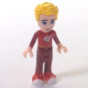 The Flash - Unmasked 41239 LEGO Minifigure girls
