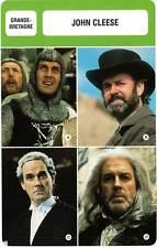 FICHE CINEMA :  JOHN CLEESE -  Grande-Bretagne (Biographie/Filmographie)