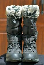 Women Timberland Snow and Rain Boots. Blue Size 11. Pre Owned without Box.