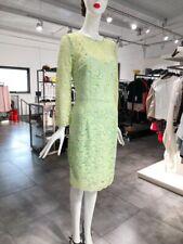 Class Roberto Cavalli Elegant Green Lace Dress IT44 NWT $798