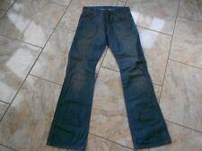 J2111 Wrangler Dayton Jeans W30 L34 Blaubraun Sehr gut