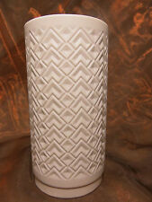 Seltmann & pastos 908/1 jarrón bisquit porcelain op pop art Design 60s 70s moderno