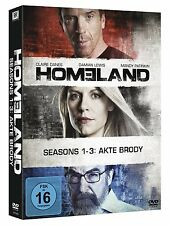 12 DVD-Box ° Homeland ° Superbox ° NEU & OVP ° Staffel 1 +2 + 3 ° deutsch