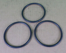 "Lot of 3 3-5/8""OD 3-1/4""ID O-Rings"