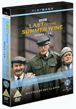 Last of the Summer Wine: The Complete Series 7 and 8 [DVD]