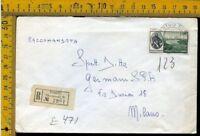 Repubblica Francobollo Commemorativo Isolato E 473