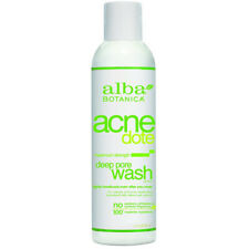 Alba Botanica Natural Acnedote Deep Pore Wash Oil Free - 6 Fl. Oz./177 ml