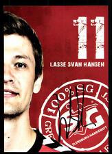 Lasse Svan Hansen Flensburg Handewitt Original Signiert Handball + A 101558