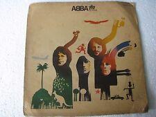 Abba The Album World LP Record India-1509