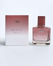 ❣️ ZARA WOMEN PINK FLAMBÉ WINTER COLLECTION EDT FRAGRANCE 100 ml/NEW❣️