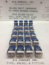 Thomas & Betts STA-KON RA18-10F Fork Terminal 22-16 AWG CU (Box Of 100) NIB