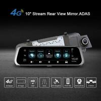 "JUNSUN A930 10"" 4G WiFi Android Auto Rückfahrkamera DVR Kamera ADAS GPS Dash Cam"