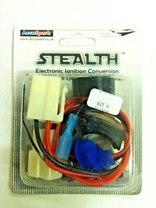 Land Rover Series 2 & 3 Electronic Ignition Conversion Kit for Lucas 22D6 25D6