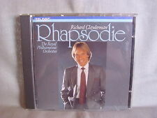 Richard Clayderman- Rhapsodie- Teldec 1985- Made in W.Germany WIE NEU