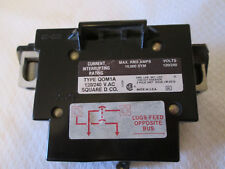 Square D Circuit Breaker 2-Pole 110A 75668 NOS in Box