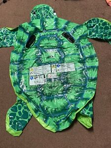 """*New* Large Turtle Inflatable Water Float, Measures Approx. 47"""""""