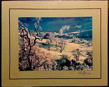 VINTAGE Photograph Colorado Landscape