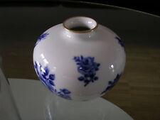 Retsch & Co. Wunsiedel Bavaria Vase Weiß White Kobalt Blau Cobalt Blue Gold