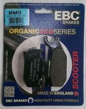 Suzuki UH125 Burgman (2007 to 2015) EBC Organic REAR Disc Brake Pads SFA413