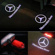 New Led Light Door Projector logo Kit For Mercedes Benz Maybach S-Class 2014-17