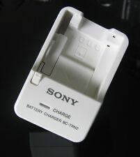Genuine Sony BC-TRN2 BC-TRN Battery Charger for NP-BG1 BN1 FD1 FT1 FR1 Batteries