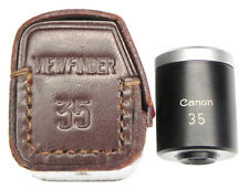 Canon Rangefinder Black 35mm Finder  #4