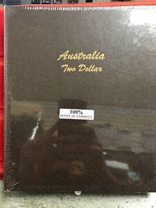 DANSCO Australia TWO DOLLAR Album #7340 NEW and SEALED