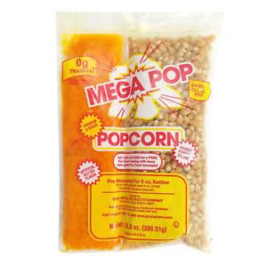 Gold Medal Mega Pop Popcorn Kit - 8 oz Package