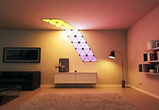 Nanoleaf Aurora Smarter Kit Energy Class Led Modular Lighting 9 Panel Starter