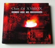 Clan Of Xymox  -  Remixes From The Underground.   2 CD.