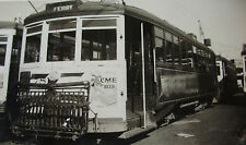 USA185 - 1939 MARKET STREET Railway Co SAN FRANCISCO - TROLLEY No78 PHOTO USA