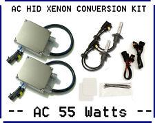 55W 12V Hid Xenon Conversion Kit Ballast Bulb Light 9007 12000K Replacement Lamp