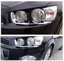 Scheinwerfer Rahmen ABS für Chevrolet AVEO ab Bj 2011