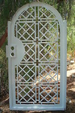Metal Gate Custom Steel Iron Entry Walk Pedestrian Factory Direct Made in USA