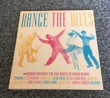 DANCE THE BLUES CD BY MOJO STARRING LITTLE RICHARD JOHNNY OTIS ALAN FREED