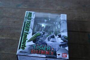 Tiger and Bunny Wild Tiger 1Minute Mecha SHFguarts Figure UK Seller