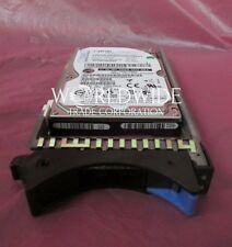 IBM 44V6830 146GB 10K RPM SAS SFF-1 HDD Disk Drive pSeries (AIX) w/ Tray